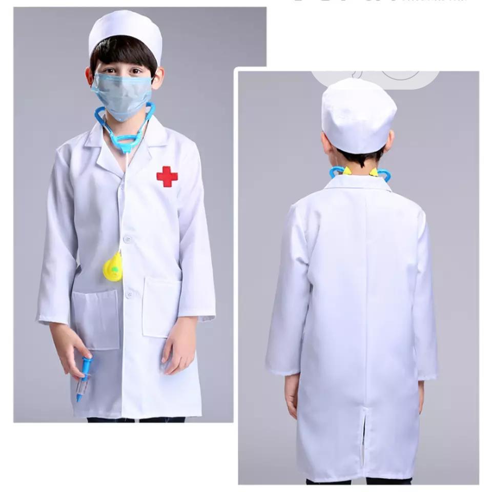 Chlidren Doctors Costume