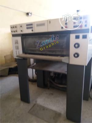 Speedmaster 5 Colour Machine | Printing Equipment for sale in Lagos State, Mushin