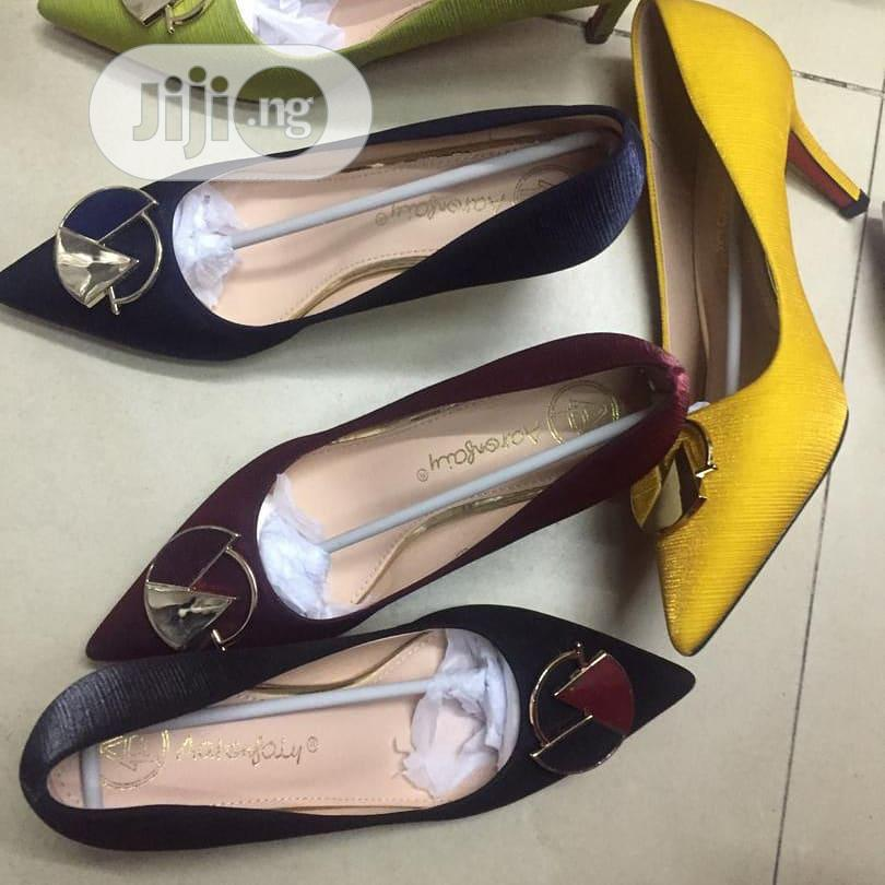 Covered Shoe for Ladies/Women Available in Different Sizes