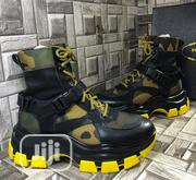 PRADA Milano PEGASUS, Reflective Sneakers (Hi and Low Ankle) | Shoes for sale in Lagos State, Lagos Island