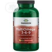 Swanson Omega 3,6 and 9(2400mg)   Vitamins & Supplements for sale in Lagos State, Alimosho