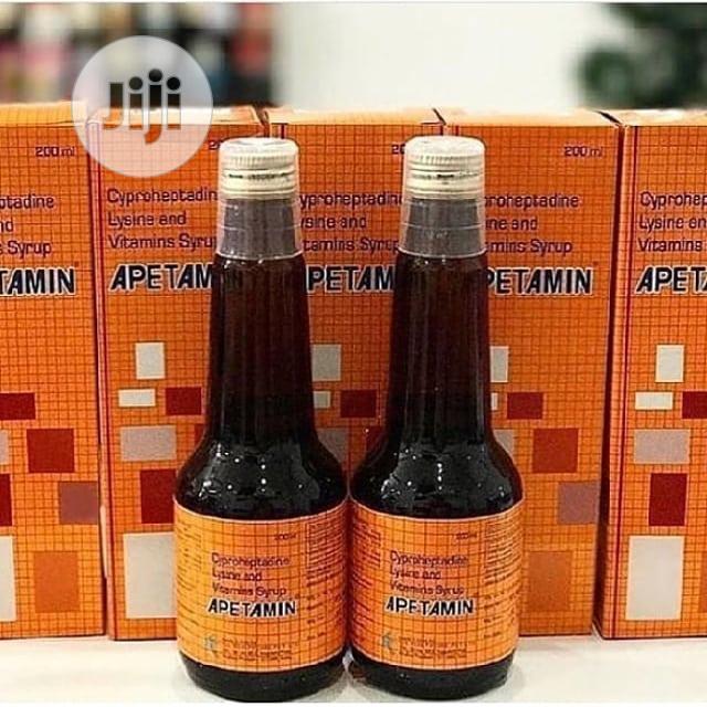 Archive: Apetamin Syrup
