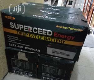 12v 200ah Battery | Electrical Equipment for sale in Lagos State, Ikeja