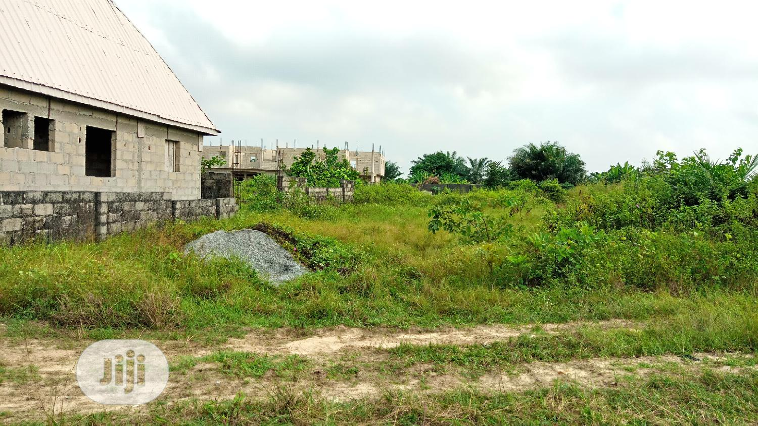 2acres Of Land Is Available At Peace Land Estate Ogombo Ajah For Sale