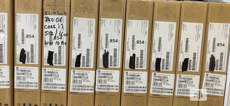 Archive: New Laptop HP EliteBook 840 G6 16GB Intel Core I7 SSD 512GB