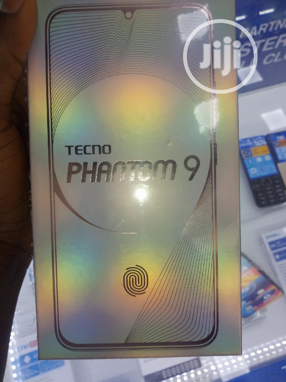 New Tecno Phantom 9 128 GB Black