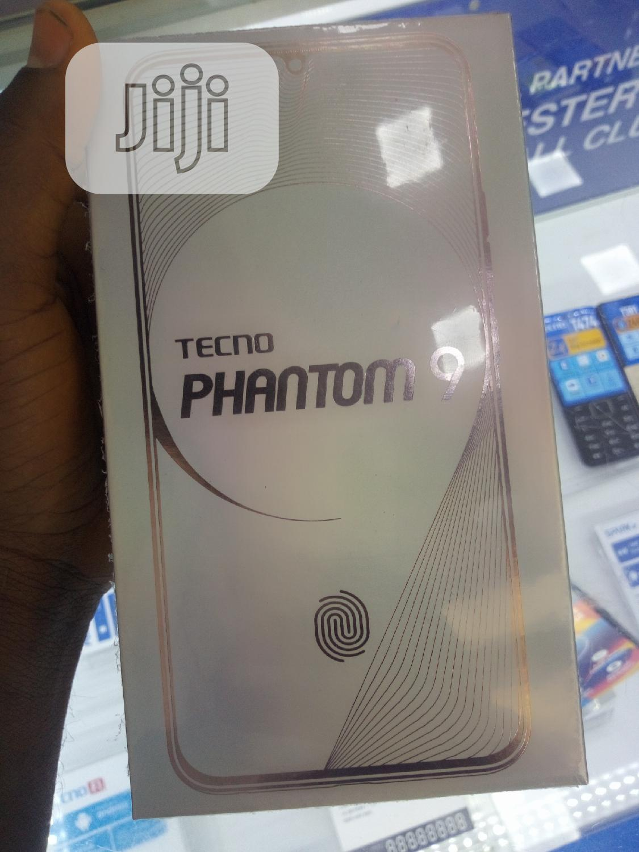 New Tecno Phantom 9 128 GB Black   Mobile Phones for sale in Kaduna / Kaduna State, Kaduna State, Nigeria