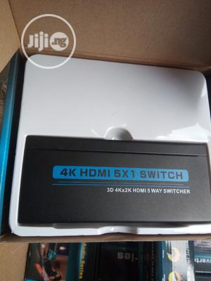 4k Hdmi 5×1 Switch   Networking Products for sale in Lagos State, Ikeja