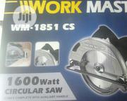 Work Master 1600W Circular Saw Wm-1851cs | Hand Tools for sale in Lagos State, Lagos Island
