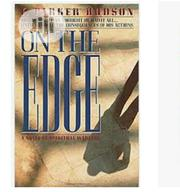 On The Edge By Parker Hudson | Books & Games for sale in Lagos State, Ikeja