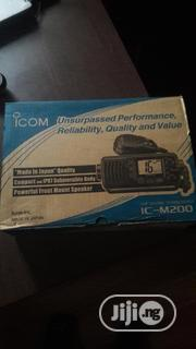 Icom IC-M304 Marine Radio With Shakespeare Fibre Marine Antenna | Audio & Music Equipment for sale in Rivers State, Port-Harcourt