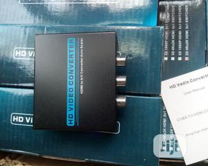 Hdmi To Av Converter | Accessories & Supplies for Electronics for sale in Lagos State, Ikeja