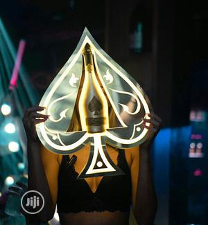 Ace of Spades Champagne Led Server | Home Accessories for sale in Lagos State, Lagos Island (Eko)