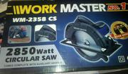 Work Master No 1, Circular Saw Machine 2850W | Electrical Tools for sale in Lagos State, Lagos Island