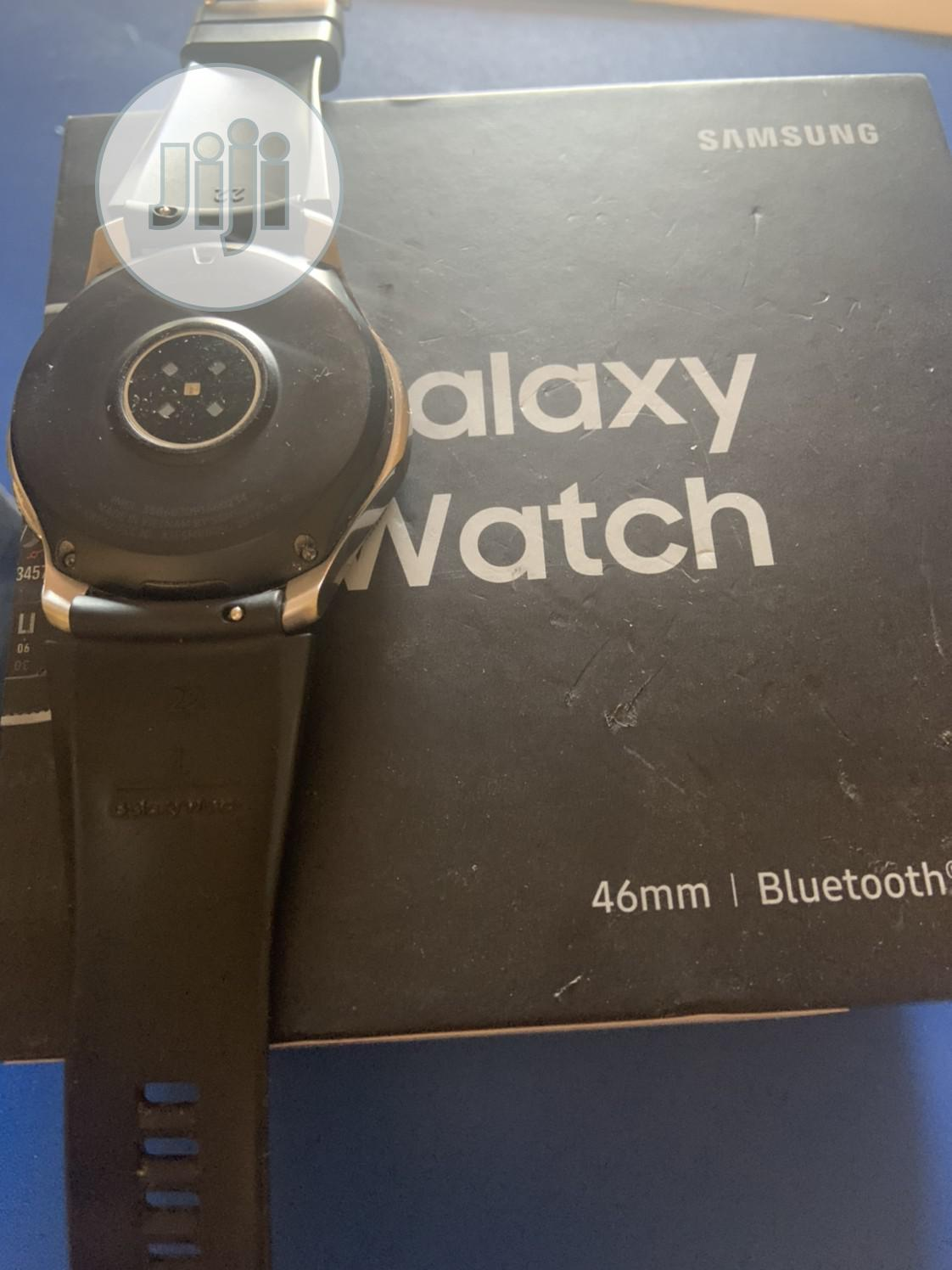 Samsung Galaxy Watch 46mm | Smart Watches & Trackers for sale in Ilorin West, Kwara State, Nigeria