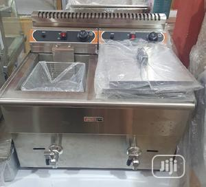Electric Deep Fryer 20 Litres   Restaurant & Catering Equipment for sale in Lagos State, Ojo