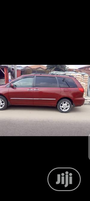 Toyota Sienna 2007 Red   Cars for sale in Lagos State, Lagos Island (Eko)