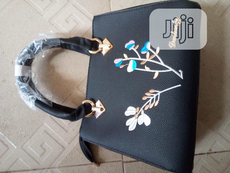 Cute Black Handbag