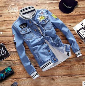 Jeans Jacket Denim | Clothing for sale in Oyo State, Egbeda