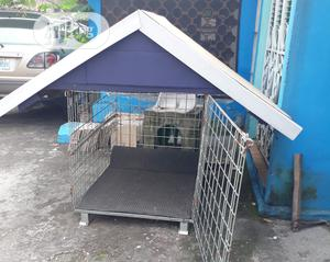 Cage Kennel House For Dogs   Pet's Accessories for sale in Lagos State, Maryland