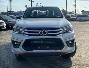 New Toyota Hilux 2019 White   Cars for sale in Lagos State, Lekki