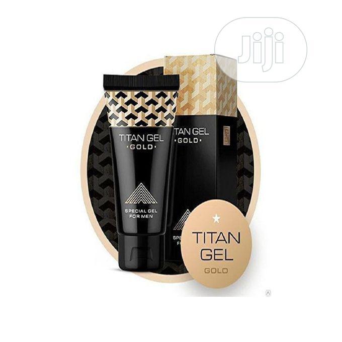 Titan Gel Penis Enlargement Cream Strong Erection