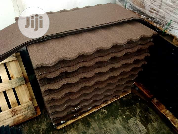 Stone Coated Roofing Tiles   Building & Trades Services for sale in Ikeja, Lagos State, Nigeria