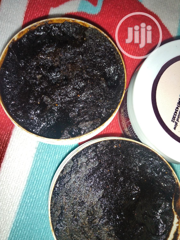 Natural Organic Black Soap