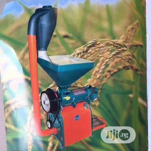 Rice Milling Machine 1ton/Hr   Farm Machinery & Equipment for sale in Osun State, Olorunda-Osun