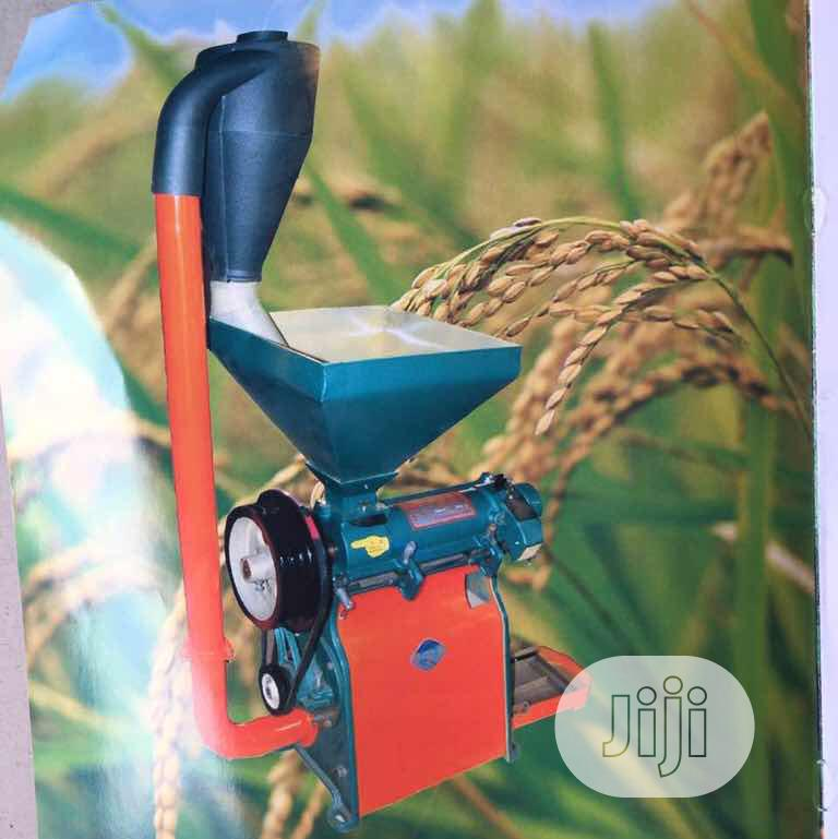 Rice Milling Machine 1ton/Hr