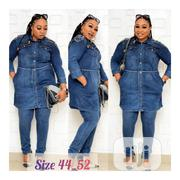 2pieces Set Demin Available in Different Sizes | Clothing for sale in Lagos State, Magodo