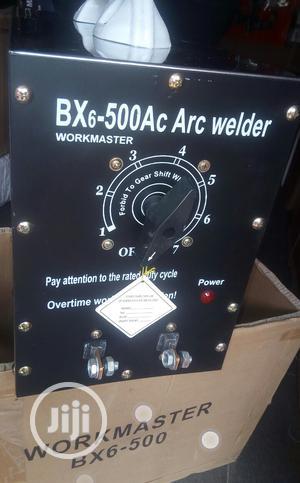 500 Amps Workmaster Welding Machine