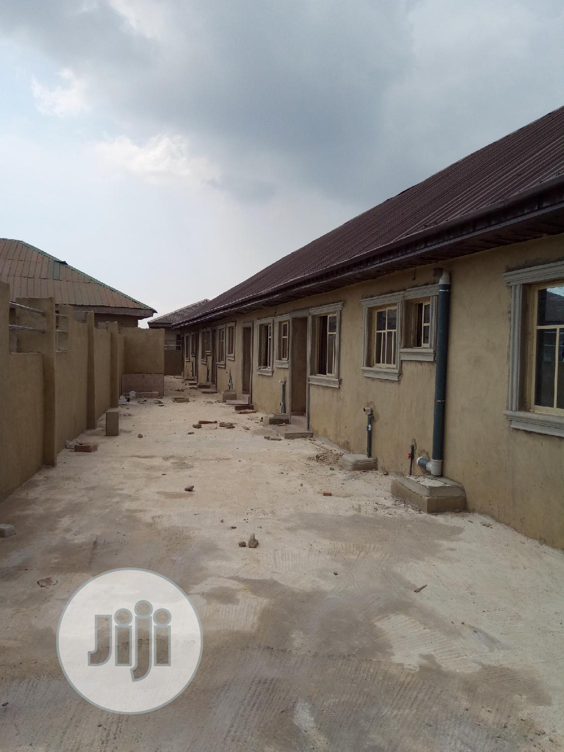 A New Miniflat to Let at Unity Estate Bayieku Road Igbogbo | Houses & Apartments For Rent for sale in Ikorodu, Lagos State, Nigeria