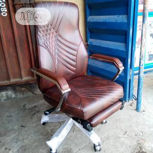 Executive Leather Chair   Furniture for sale in Lagos State, Ojo