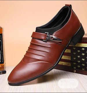 Quality Brown Formal Men Shoe   Shoes for sale in Lagos State, Surulere