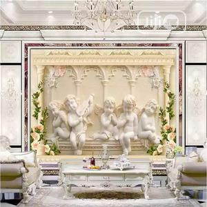 8D Wallmural For Residence Church, Hotel's And Offices | Home Accessories for sale in Lagos State, Lekki