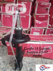 Original Kyb Front Shock Absorber 1.8 Corolla 03-07 (Made In Japan) | Vehicle Parts & Accessories for sale in Lagos State, Victoria Island