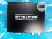 HDMI To VGA+R/L Audio | Computer Accessories  for sale in Lagos State, Ikeja