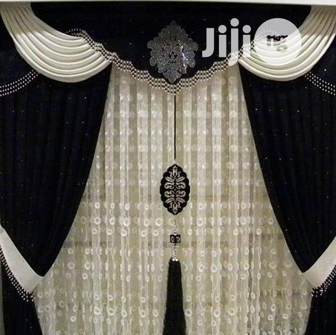 Nice Home Interior Curtain