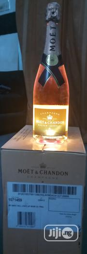 Moet & Chandon Nectar Imperial 75cl X 6 Bottles | Meals & Drinks for sale in Lagos State, Ikeja
