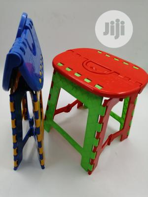 Plastic Foldable Stool | Children's Furniture for sale in Lagos State, Ikeja