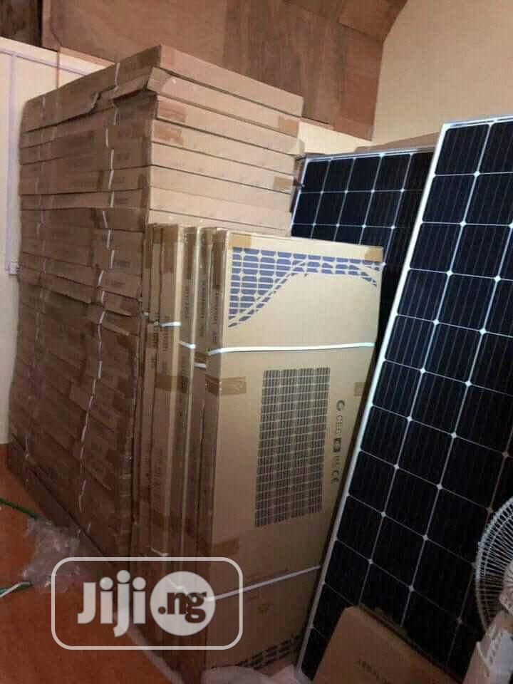 Get Your Professional Solar Material and Installation,