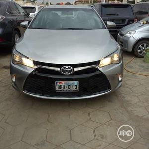 Toyota Camry 2016 Silver