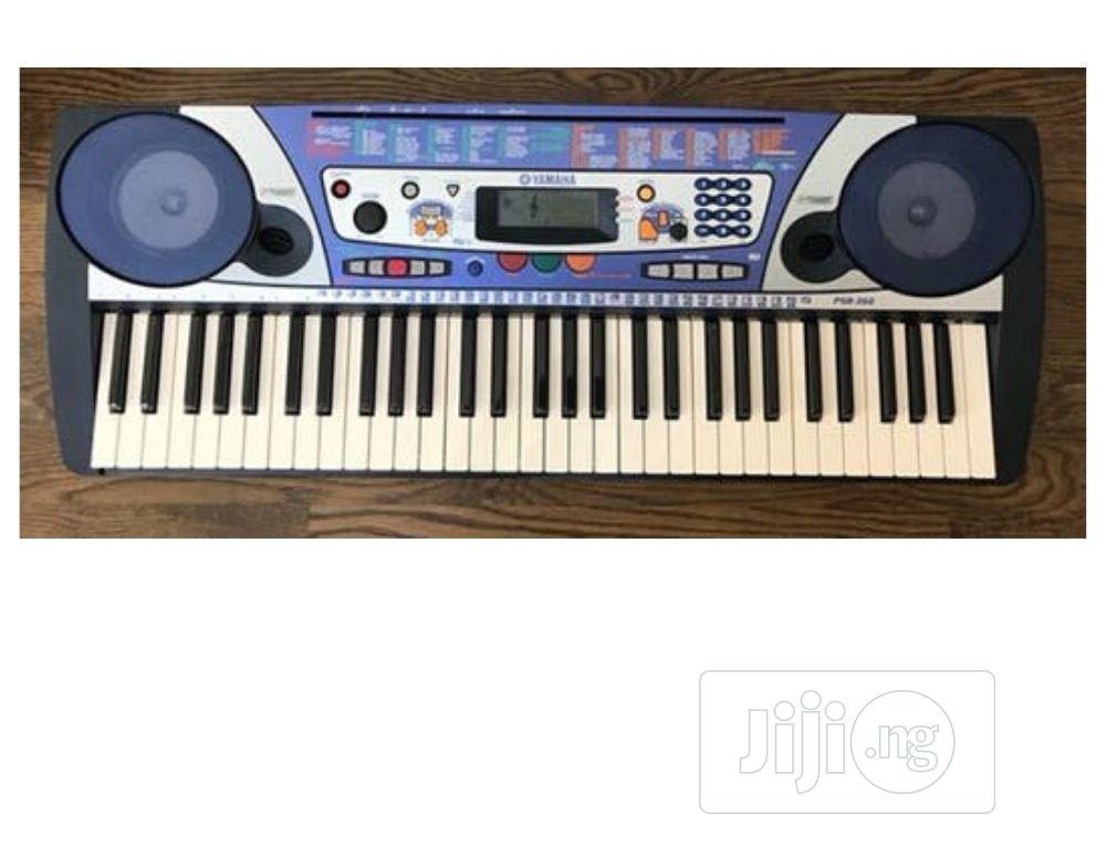 Yamaha Psr 260 Portable Keyboard