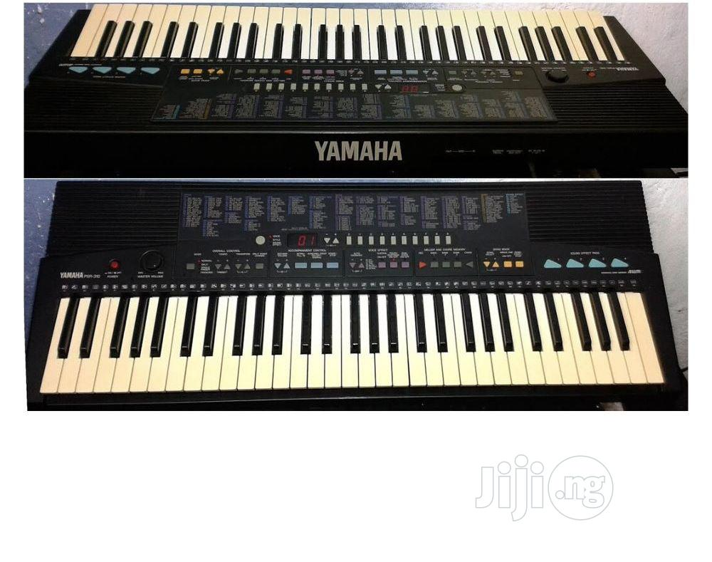 Uk Used Yamaha Psr 310 Portable Keyboard