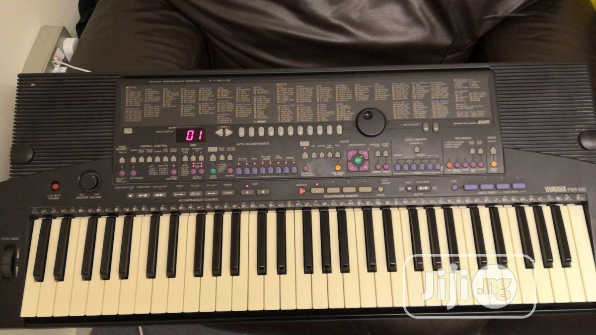 Yamaha Psr 510 Portable Keyboard