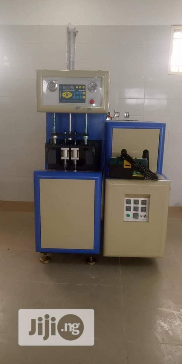 Pet Blowing Machine For Plastic Bottle Blowing | Manufacturing Equipment for sale in Amuwo-Odofin, Lagos State, Nigeria