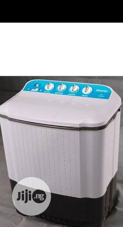 Hisense 10kg Washing And Spinning Machine