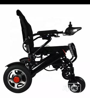 Foldable Traveler Electric Wheelchair   Medical Supplies & Equipment for sale in Lagos State, Amuwo-Odofin