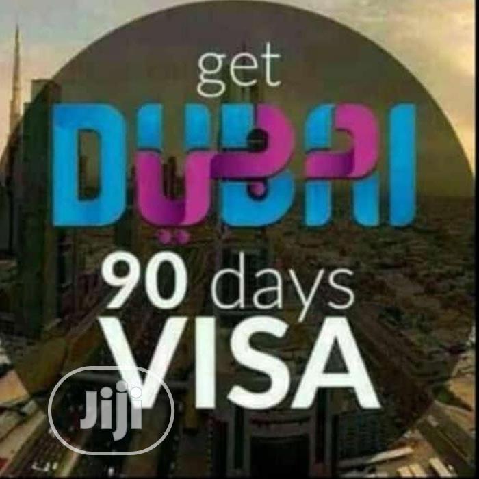 Dubai 2 Weeks Visa
